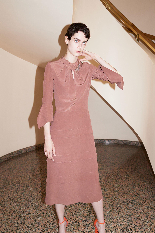 Bonito Vestido De Novia Holly Madison Bosquejo - Colección del ...