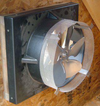 Solar Powered Attic Fan Solar Powered Attic Fan Attic Fan