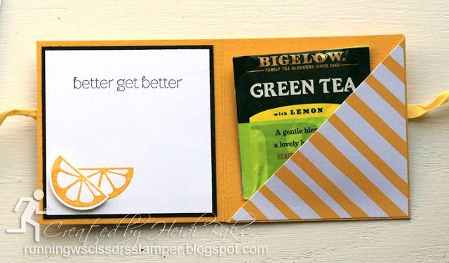 3-D Thursday: Cuppa Tea Bag Holder