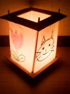 Preschool Crafts for Kids*: Easy Japanese Paper Lantern Craft
