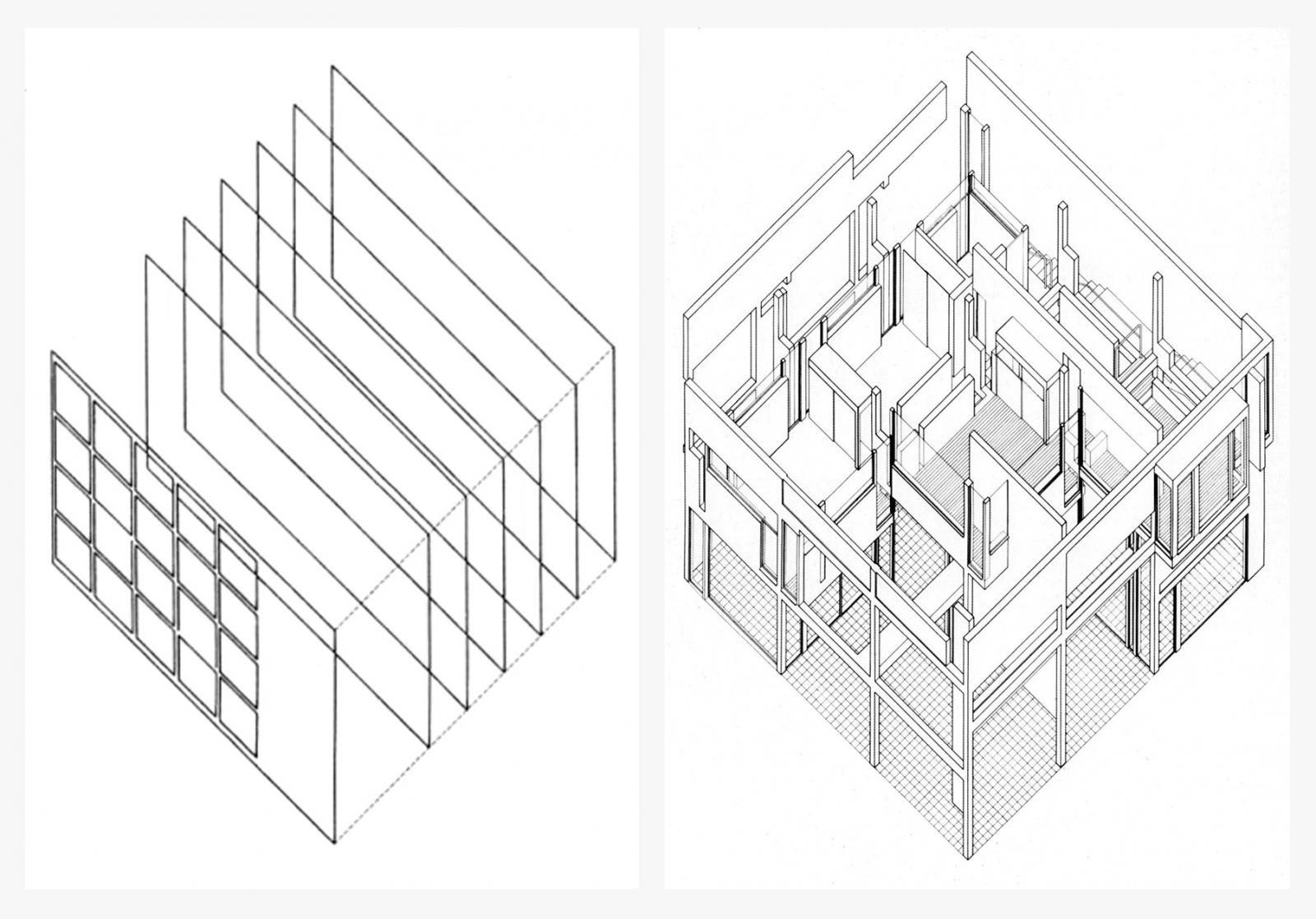 Parti Diagram Architecture