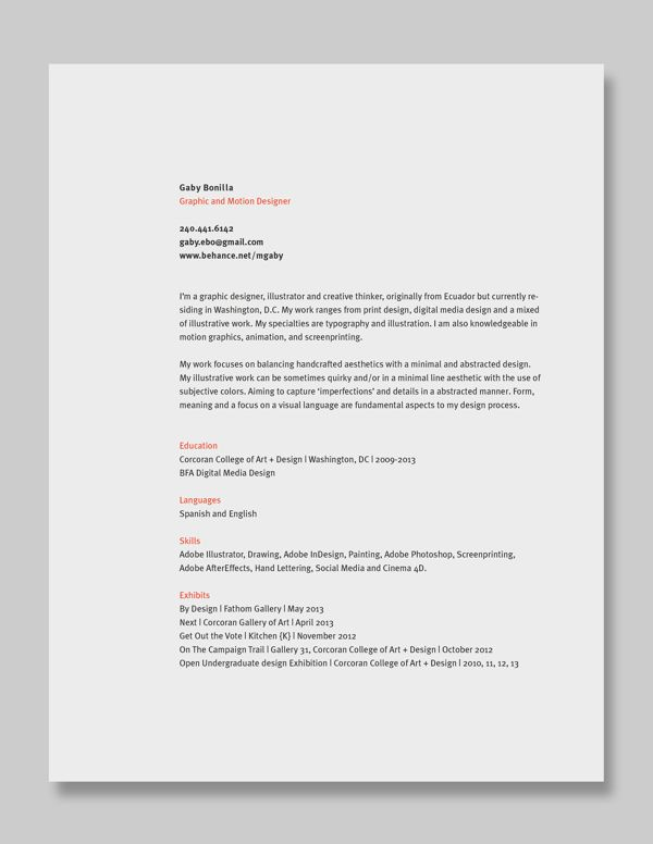 Personal Identity On Behance  Personal Branding
