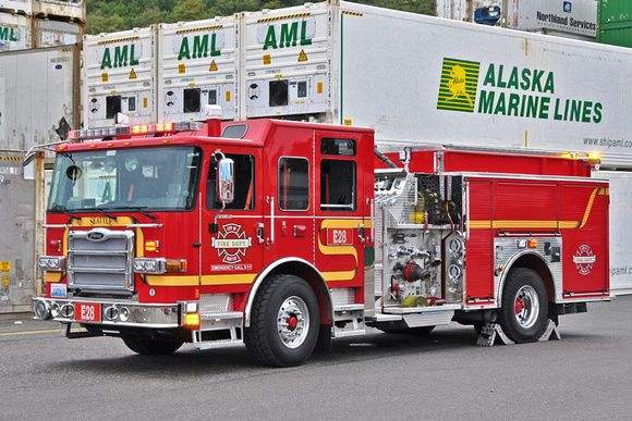 Seattle Fire Dept  Engine 28 | Fire and Emergency Services