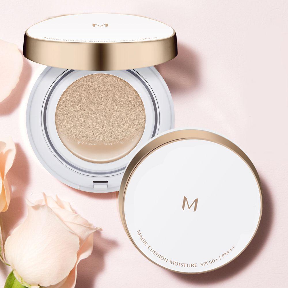 Japan Edition Missha M Magic Cushion Spf50 Pa Missha Moisturizer Best Cushion Foundation