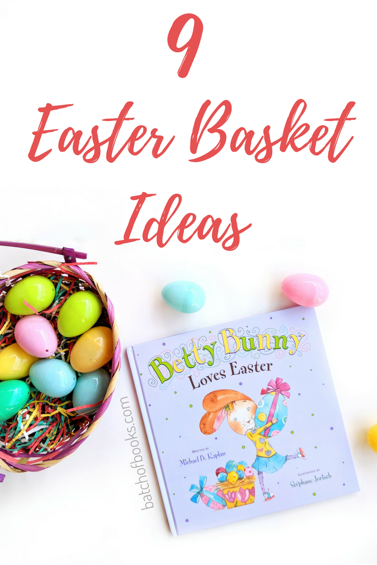 9 eggcellent easter basket ideas to give your child including 9 eggcellent easter basket ideas to give your child including personalized picture books negle Images
