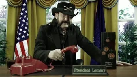 Lemmy for presidence!