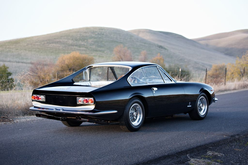 Ferrari 330 GTC Speciale '1967 Maintenance/restoration of old/vintage vehicles: the material for new cogs/casters/gears/pads could be cast polyamide which I (Cast polyamide) can produce. My contact: tatjana.alic@windowslive.com