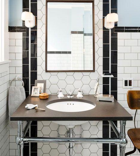 Rejuvenation Chandler Modern Bathroom Faucets Bathroom