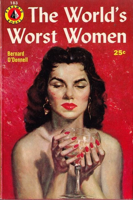 World's Worst Women. Vintage