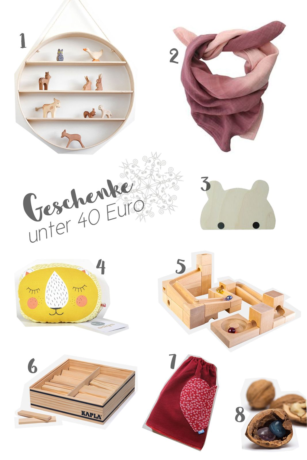 die besten 25 geschenktipps ideen auf pinterest pr sente diy geschenkideen geburtstag und 1. Black Bedroom Furniture Sets. Home Design Ideas