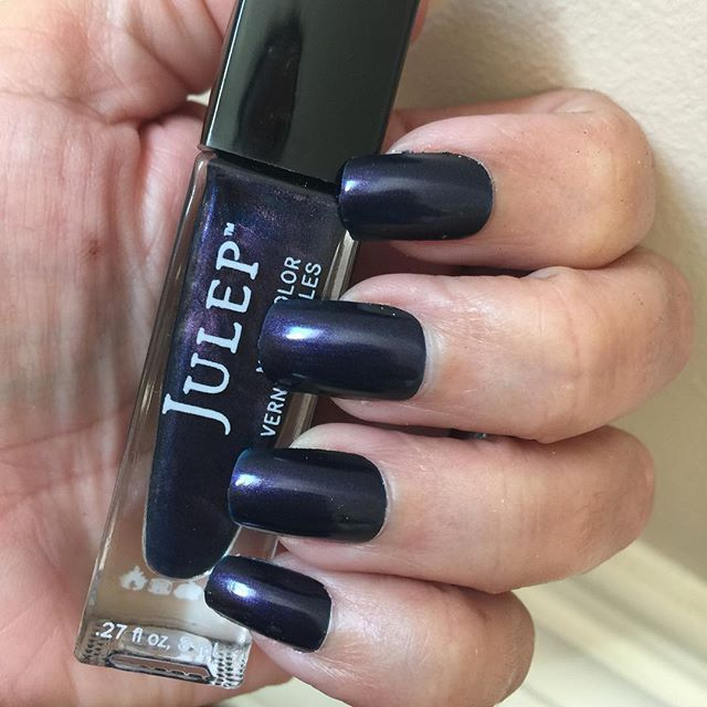 Julep Elise that came with my #julepmavenbox of September! #notd ...