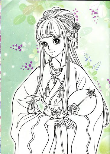 Korean Coloring Book Red Mermaid Coloring Pages Princess Coloring Pages Coloring Books