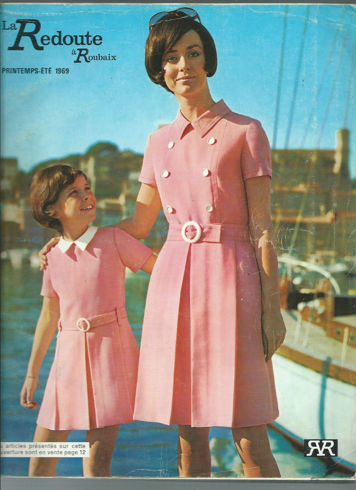 Catalogue la redoute spring summer 1969 ebay - Catalogue de la redoute ...