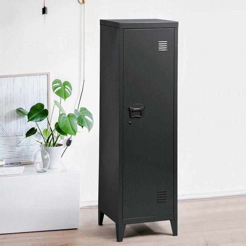 Accringt 15 2 W X 54 1 H Bathroom Cabinet In 2020 Storage Cabinet Locker Storage Metal Storage Cabinets