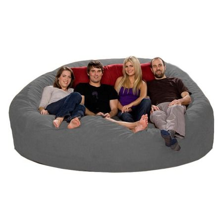 Merveilleux I Pinned This Bean Bag Sofa Sac From The Movie Night Event At Joss And Main