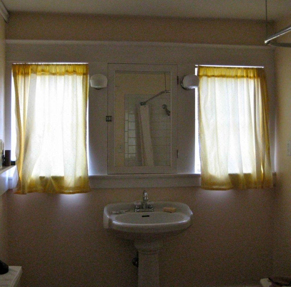 Small Bathroom Window Curtains Ideas Home Intuitive Curtain Windows 915 X 901