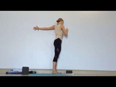 yin yoga at the wall  wall yoga yin yoga sequence yin yoga