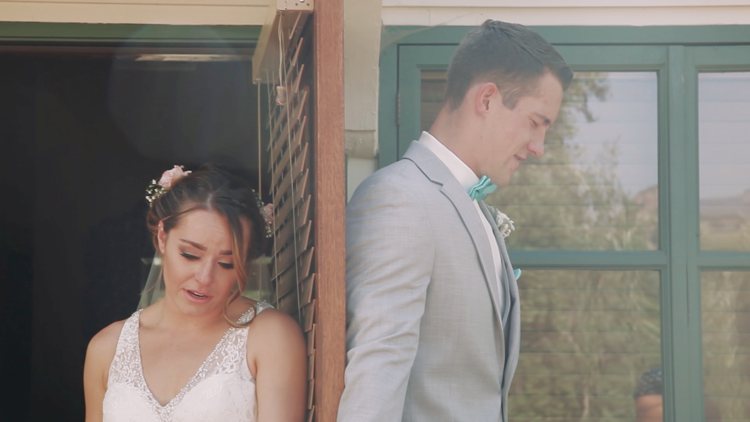 EMOTIONAL WEDDING THAT WILL MAKE YOU CRY!!