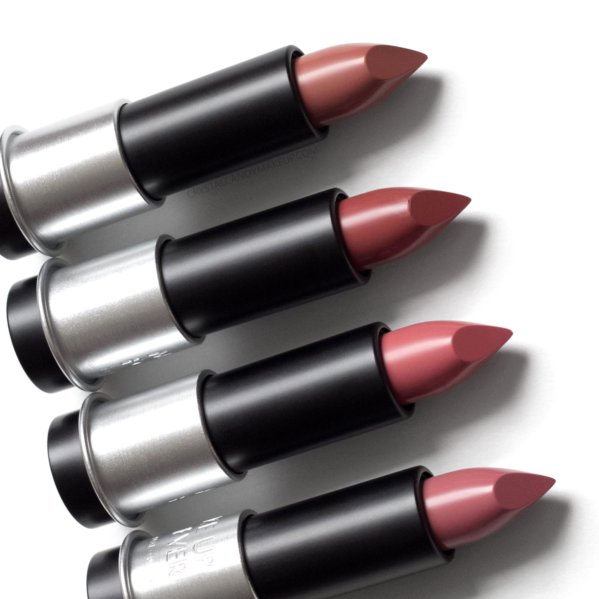 Make Up For Ever Artist Rouge Creme lipsticks, review and