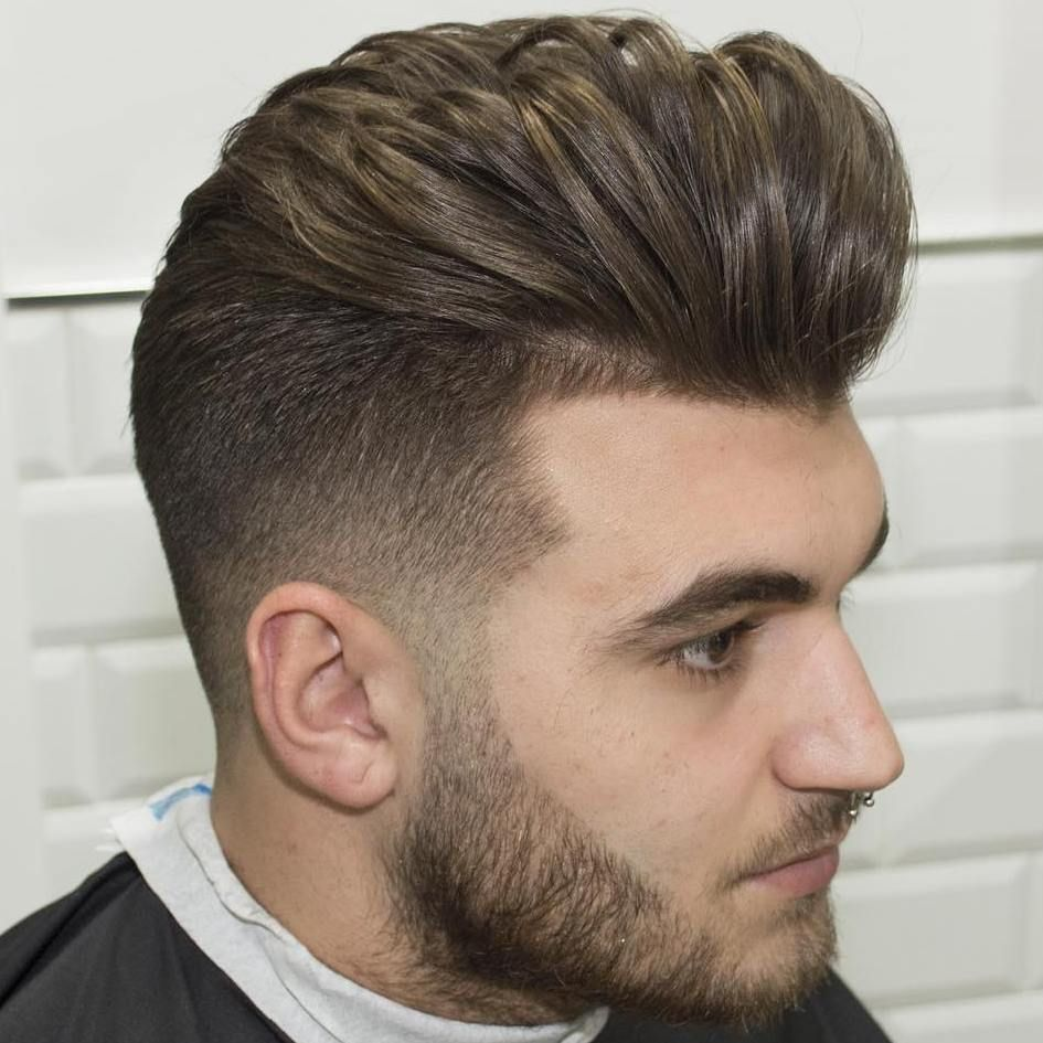 100 Cool Short Hairstyles And Haircuts For Boys And Men Side