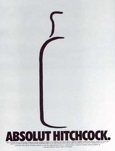 Absolut Hitchcock