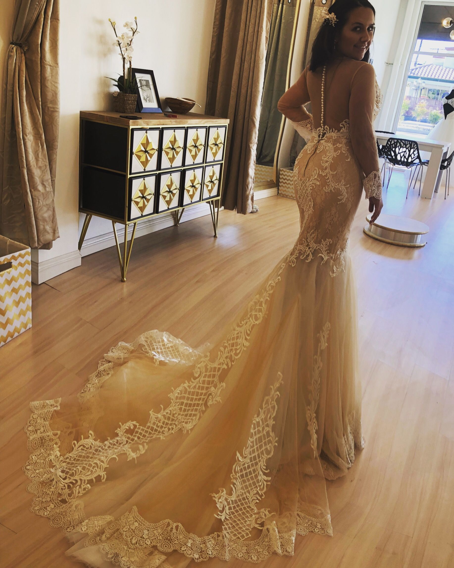 Cheap wedding dresses los angeles  Mermaid wedding dress  Vivienne Atelier Los Angeles Bridal Shop for
