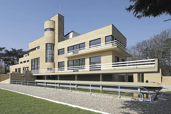 robert mallet stevens villa cavrois croix 1932 style. Black Bedroom Furniture Sets. Home Design Ideas