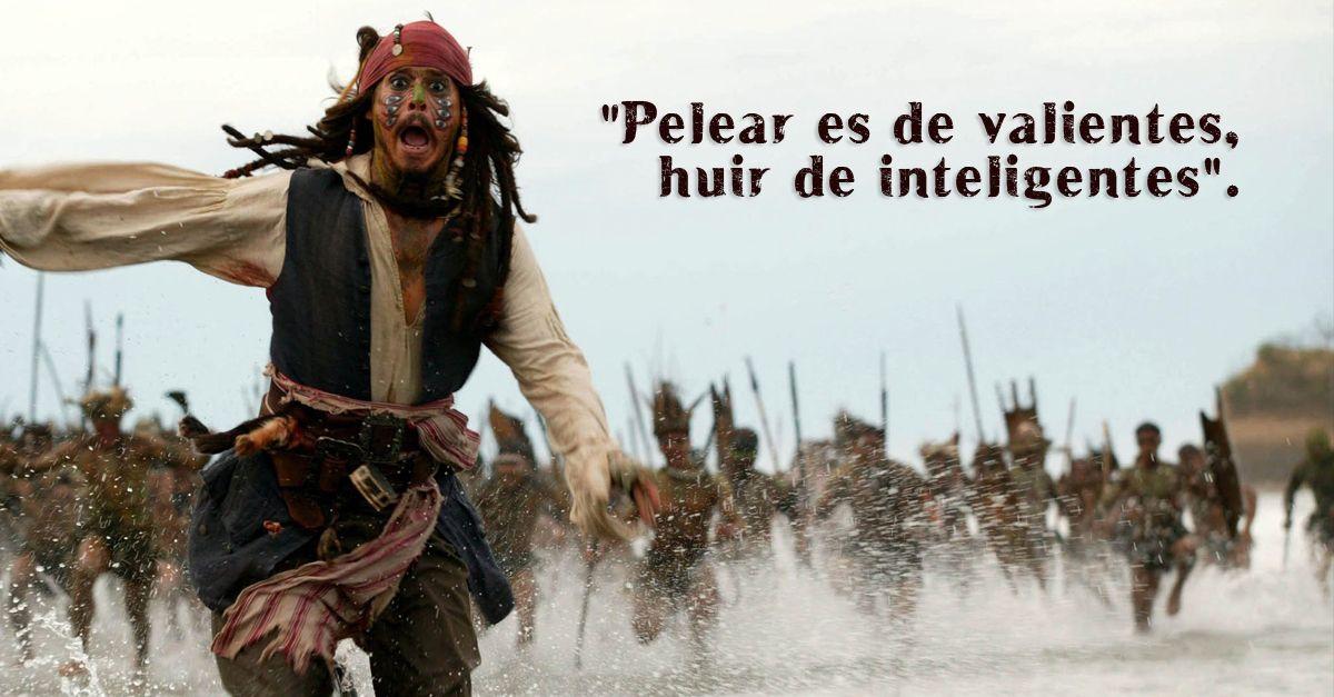Las Frases De Jack Sparrow Fuente De Sabiduría Disney