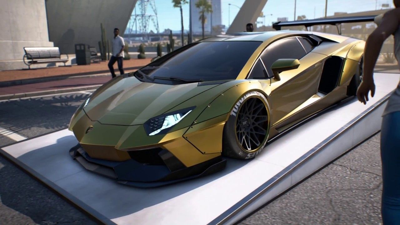 Need For Speed Payback Double Or Nothing PLan