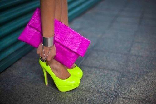 Farahgroup Make Up: ¿Te animas a la moda Flúo?