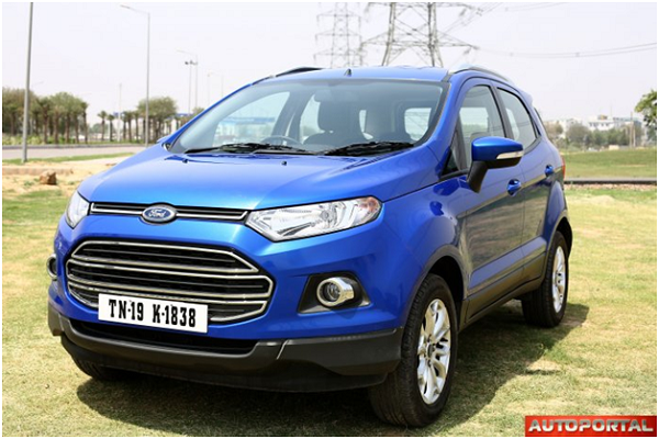 Ford Ecosport Vs Renault Duster Powerful Engine Vs