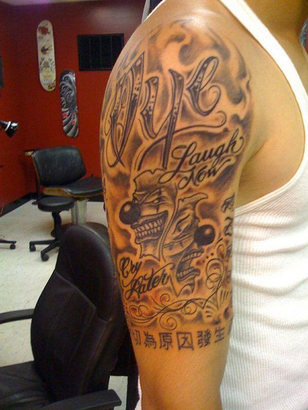 b0788a336 40 Quarter Sleeve Tattoos | Sleeve tattoos | Quarter sleeve tattoos ...