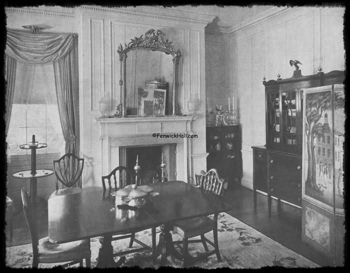 1930u0027s Morawetz Dining Room. Simple But Elegant.