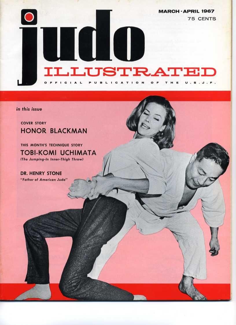 Judo Illustrated - Honor Blackman
