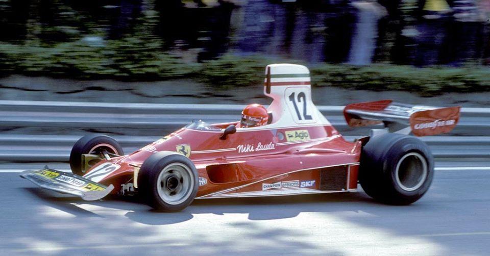 Niki Lauda Montjuic 1975 nel 2020 Automobile, Veicoli