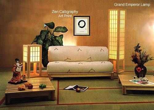 decoracion estilo JAPONES - Buscar con Google Diseño Pinterest
