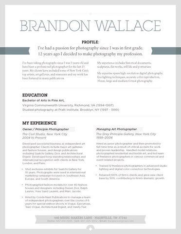 Resume Good Resume Examples Resume Design Resume Template