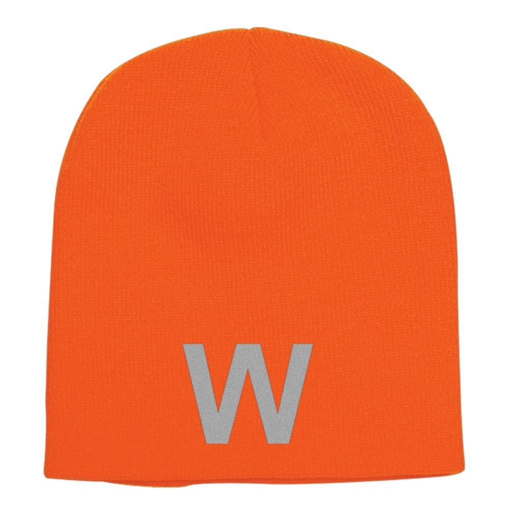 Fly The W - Cubs Playoffs Knit Beanie