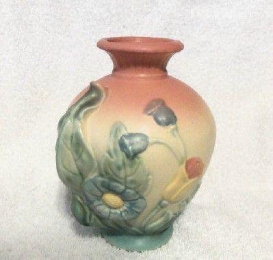 Hull Art Pottery