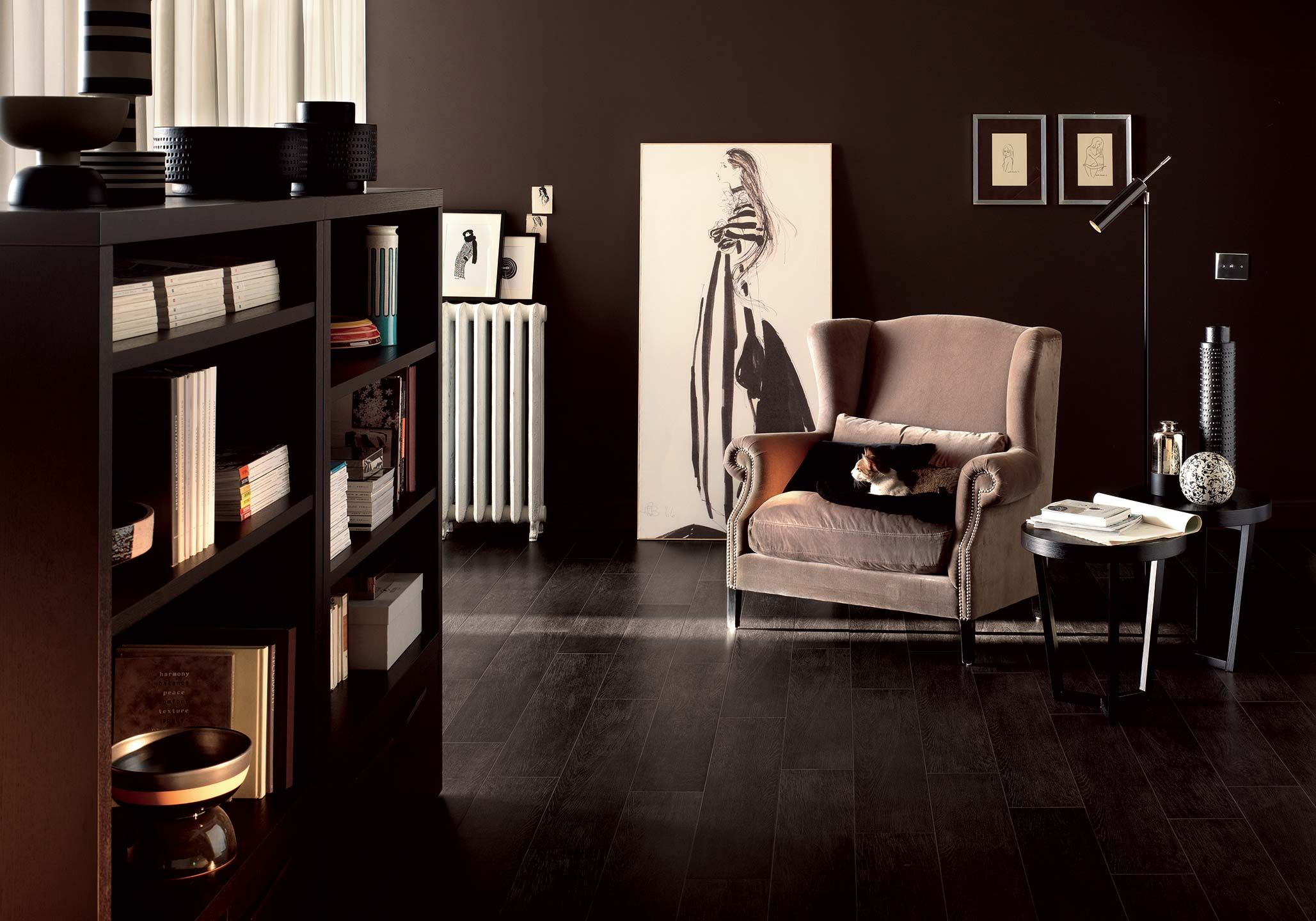 porcelain wood ceramic tiles: belgique collection #beautiful #wood