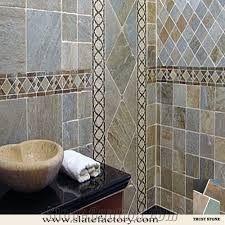 kenya slate tiles decor bathroom - Google Search ...