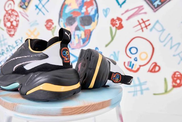 Swag Craze  First Look  PUMA x Bradley Theodore Collection  3682100f3