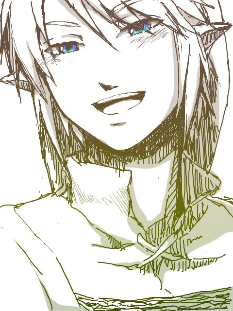 I Must Pin This Again Hes So Hot And He Has Such An Adorable Smile Omg 3 Legend Of Zelda Legend Twilight Princess