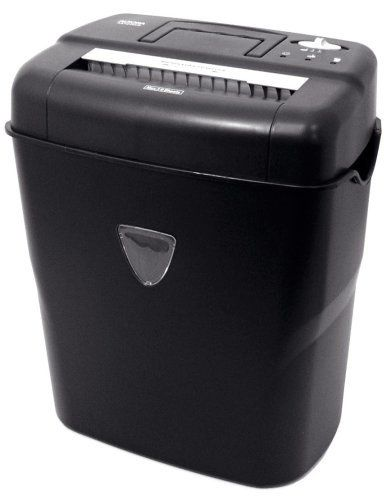 Aurora AS1018CD 10-Sheet Cross-Cut Paper/Credit Card/CD Shredder with Basket by Aurora. $71.37. From the Manufacturer                  The AS1018CD provides simple operation with quick and reliable performance in any home office environment. If you demand a versatile paper shredder with great results, the Aurora AS1018CD will be the ideal addition to your business or home office.         Shredder Specifications   Medium duty, ideal for 25-50 uses per day   Shreds up to 10 she...