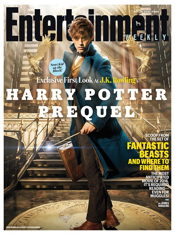 This Week S Cover Fantastic Beasts And Where To Find Them