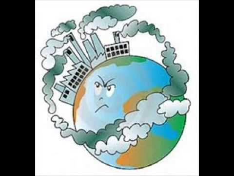 La Contaminacion Del Planeta Para Ninos Save Our Earth Environmental Art Pollution