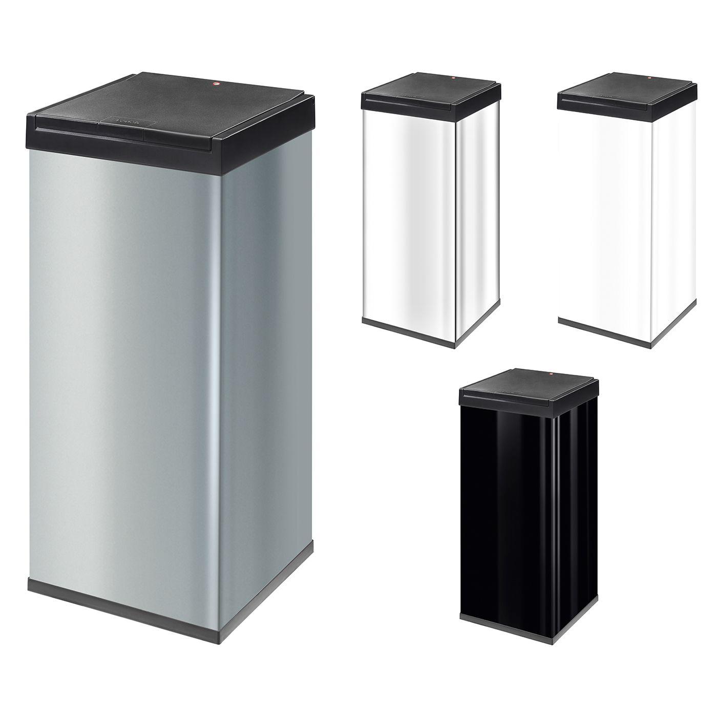 Hailo Big Box 80 L Grossraum Abfallbox Touchdeckel Mulleimer Abfallsammler Neu Abfallsammler Eimer Box