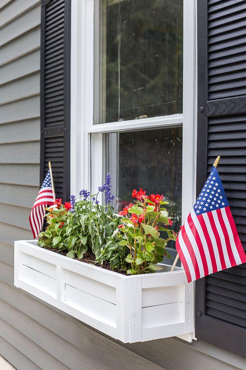 30 neat and beautiful self watering window box diy