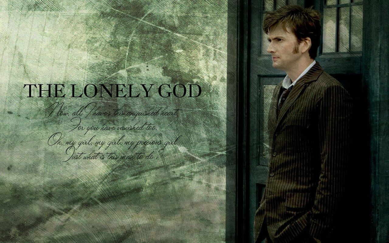 The Lonely God The 10th Dr Who Doctor Who Wallpaper Tenth
