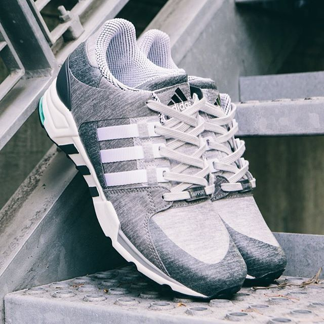 uk availability f47c8 288dd Adidas is giving back here with three special variations of the EQT Running  Support 93 that reference the cites of Portland, Tokyo and Herzogenaurach,  ...